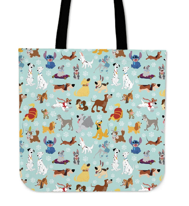 DISNEY DOGS CLOTH BAG
