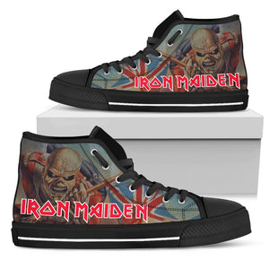 IRON MAIDEN HIGHTOPS