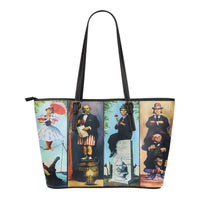 HAUNTED MANSION PHOTOS TOTEBAG