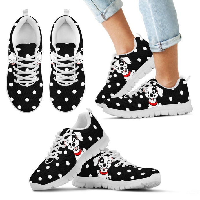 101 DALMATIANS KIDS SNEAKERS