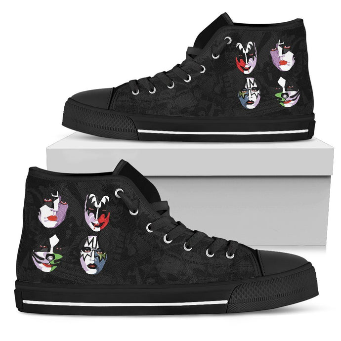 KISS HIGHTOPS
