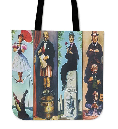 HAUNTED MANSION CLOTH BAG