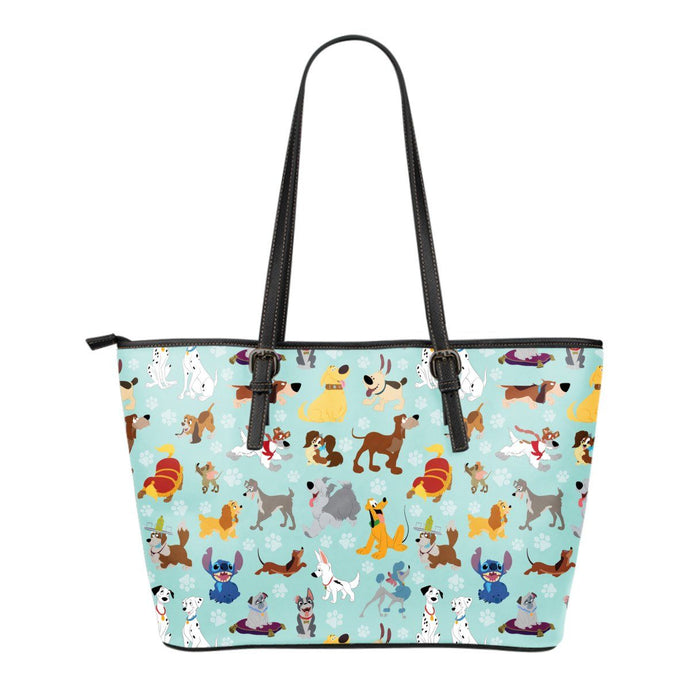 DISNEY DOGS TOTEBAG