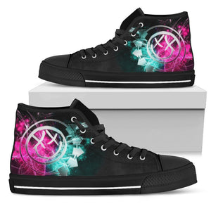 BLINK 182 HIGHTOPS