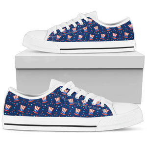 USA PATRIOTISM LOWTOPS