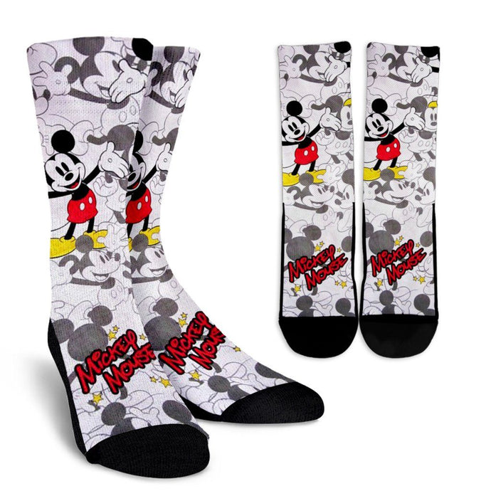 MICKEY LIMITED EDITION SOCKS