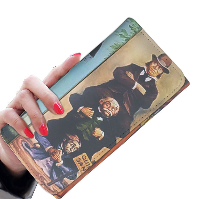 HAUNTED MANSION WOMEN'S WALLET