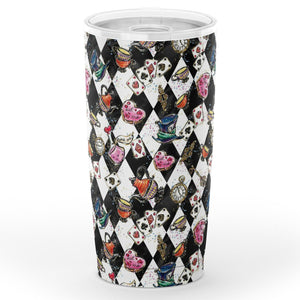 ALICE PATTERN 20OZ TUMBLER