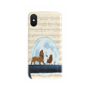 LION KING TOUGH PHONE CASE