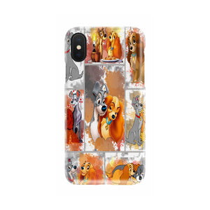 LADY & THE TRAMP TOUGH PHONE CASE
