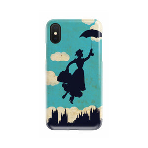 MARY POPPINS TOUGH PHONE CASE