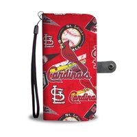 St. Louis Cardinals | Wallet Phone Case