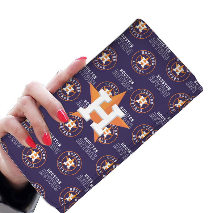 HOUSTON ASTROS WOMEN'S WALLET