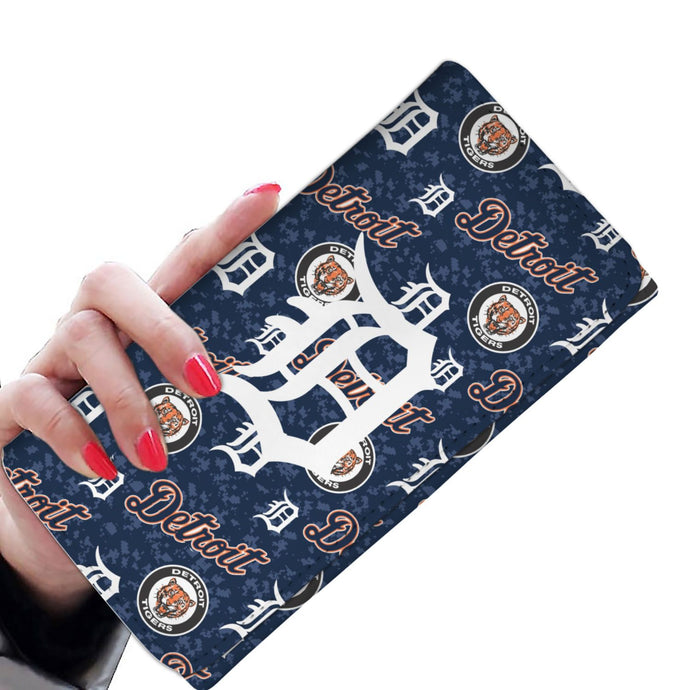 DETROIT TIGERS WOMENS WALLET