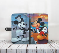 ORIGINAL & CURRENT MICKEY WALLET PHONE CASE