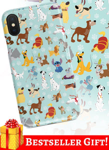 FAVORITE DOGS SLIM PHONE CASE