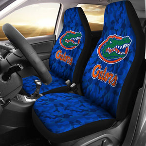 FLORIDA GATORS CAMO CAR SEAT COVER (SET OF 2)