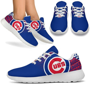 CHICAGO CUBS SPORT SNEAKERS