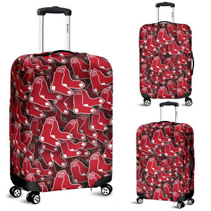 BOSTON RED SOX LUGGAGE COVER