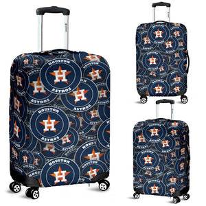 HOUSTON ASTROS LUGGAGE COVER