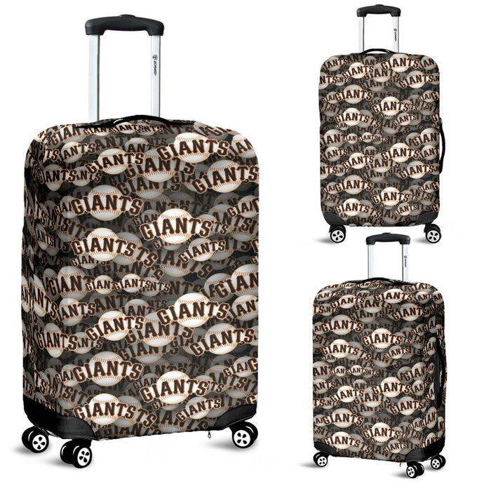 SAN FRANCISCO GIANTS LUGGAGE COVER