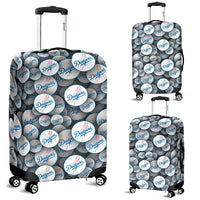 DODGERS LUGGAGE COVER