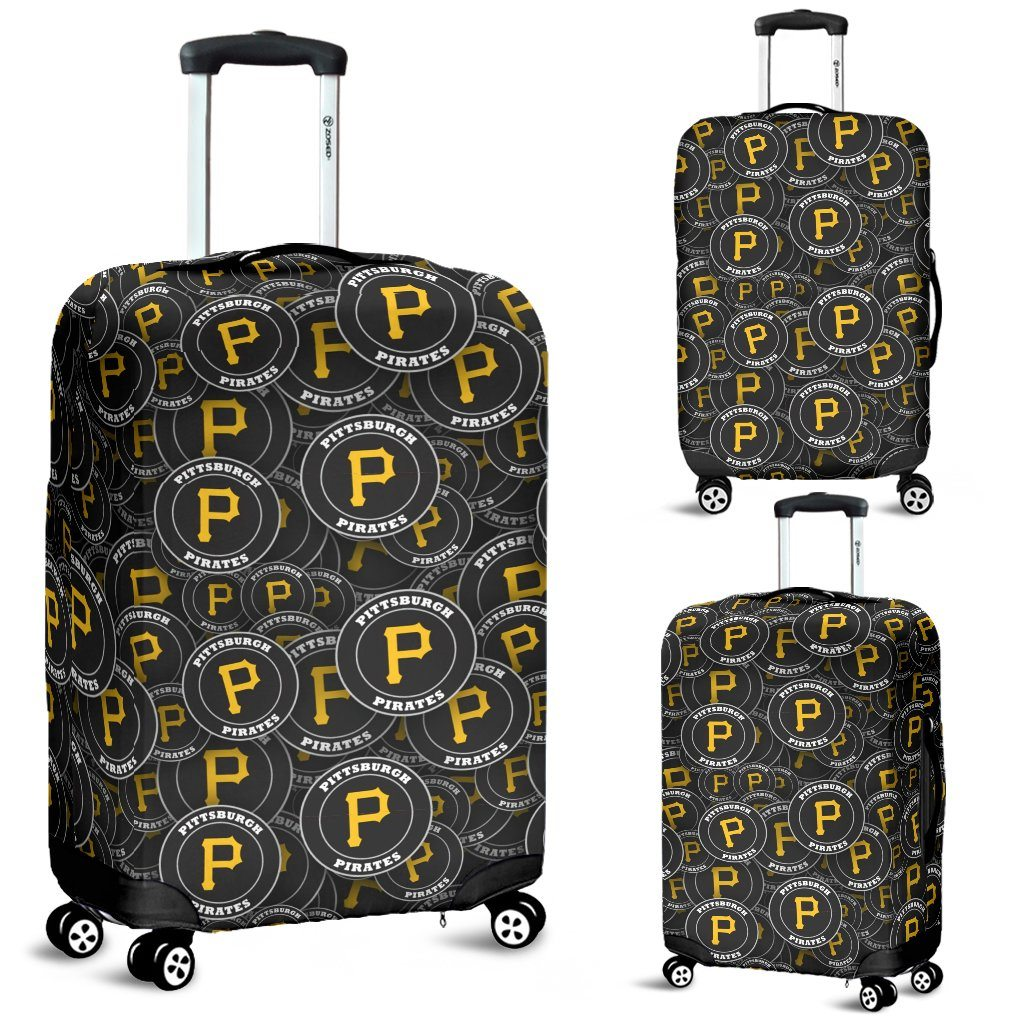 PIRATES LUGGAGE COVER