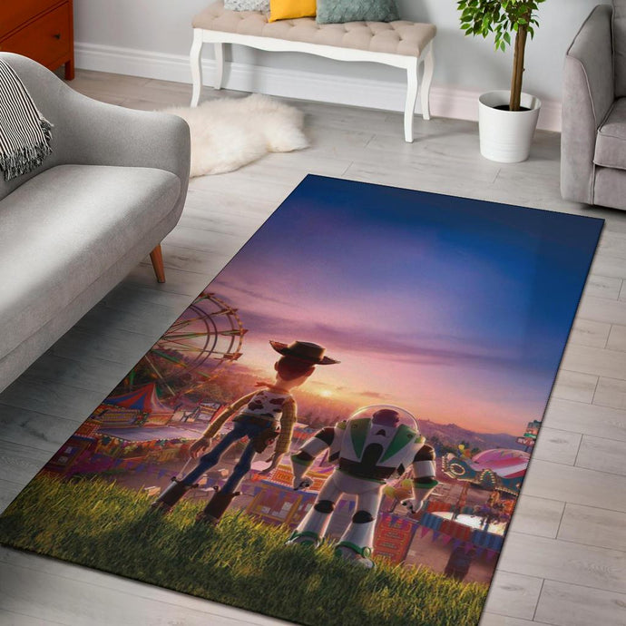 TOY STORY AREA RUG