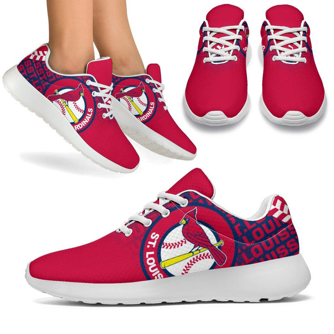 ST LOUIS CARDINALS SPORT SNEAKERS
