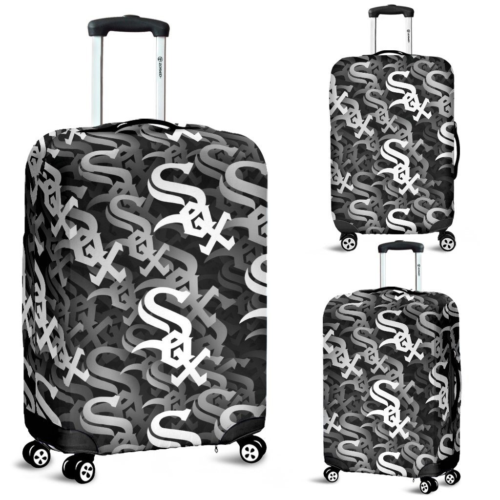 CHICAGO WHITE SOX LUGGAGE COVER