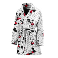 MICKEY THE ORIGINAL WOMEN'S BATH ROBE