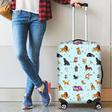 DISNEY CATS LUGGAGE COVER