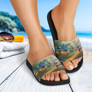 BEAUTIFUL CABIN SANDALS