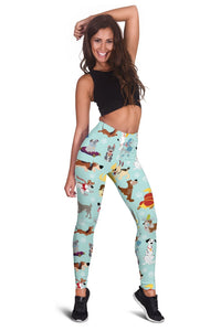 DISNEY DOGS LEGGINGS