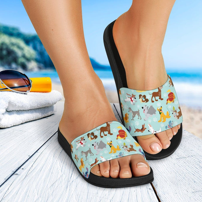 DISNEY DOGS SANDALS