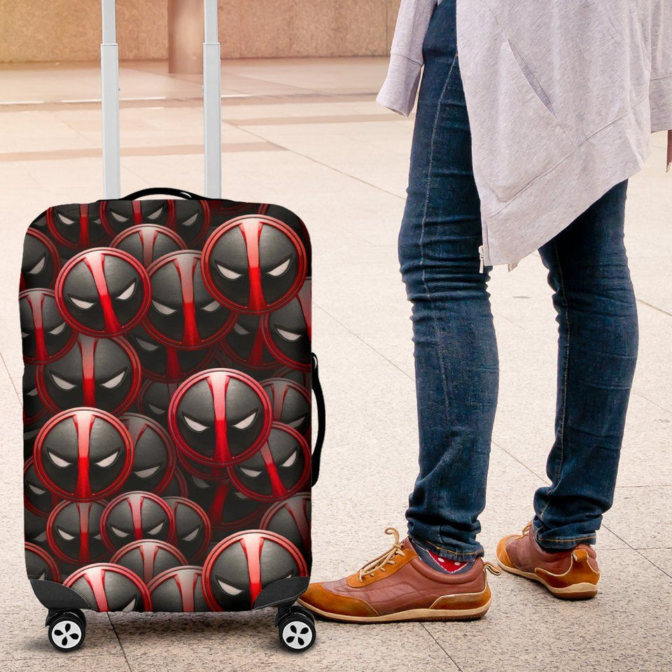 DEADPOOL LUGGAGE COVER