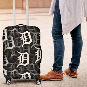 DETROIT TIGERS LUGGAGE COVER