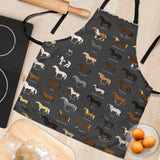 HORSE BREED APRON