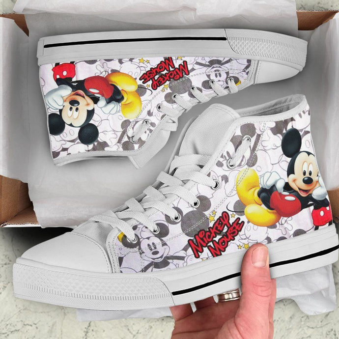 MICKEY LIMITED EDITION HIGHTOPS