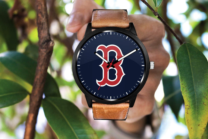Boston Red Sox 'Olde Towne Team' Watch