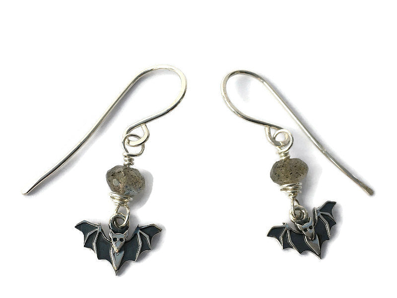 Only A Little Batty Earrings