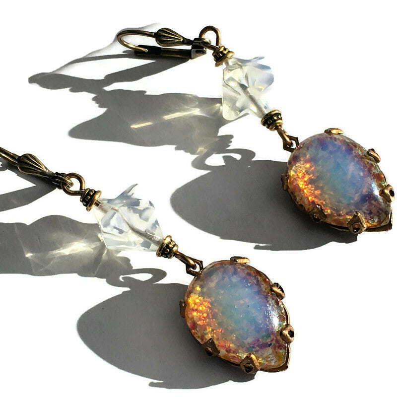 Opals Under Starry Skies
