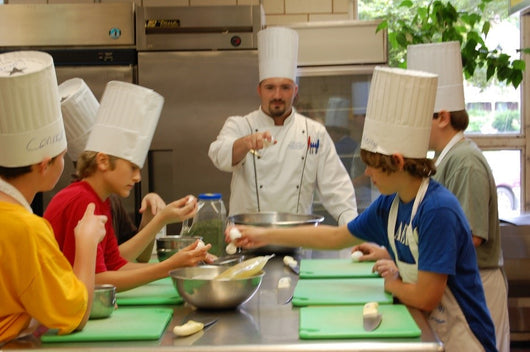 Tour de Cuisine: Cultivating the Young Culinarian