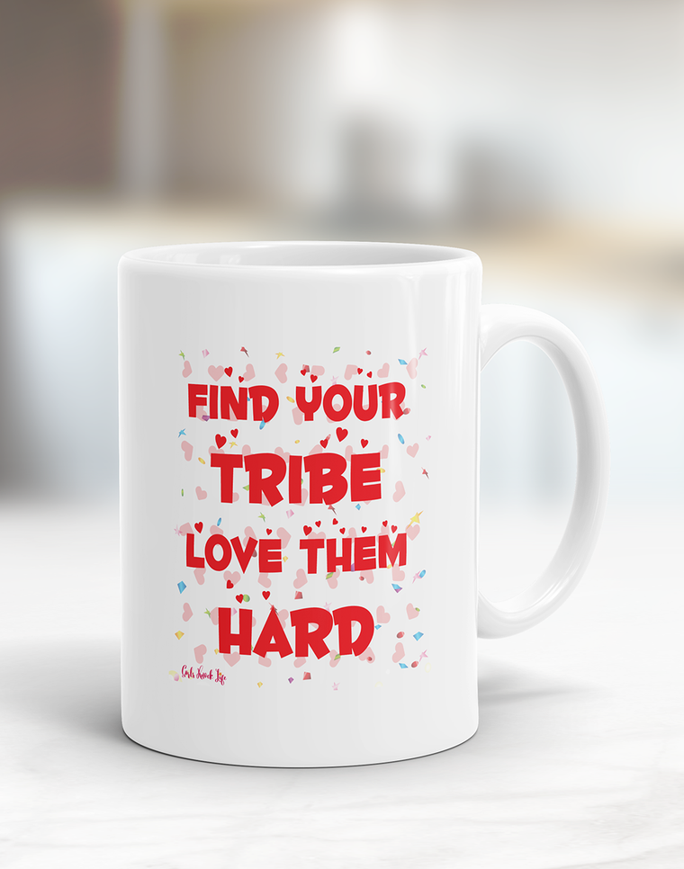 Find Your Tribe Mug