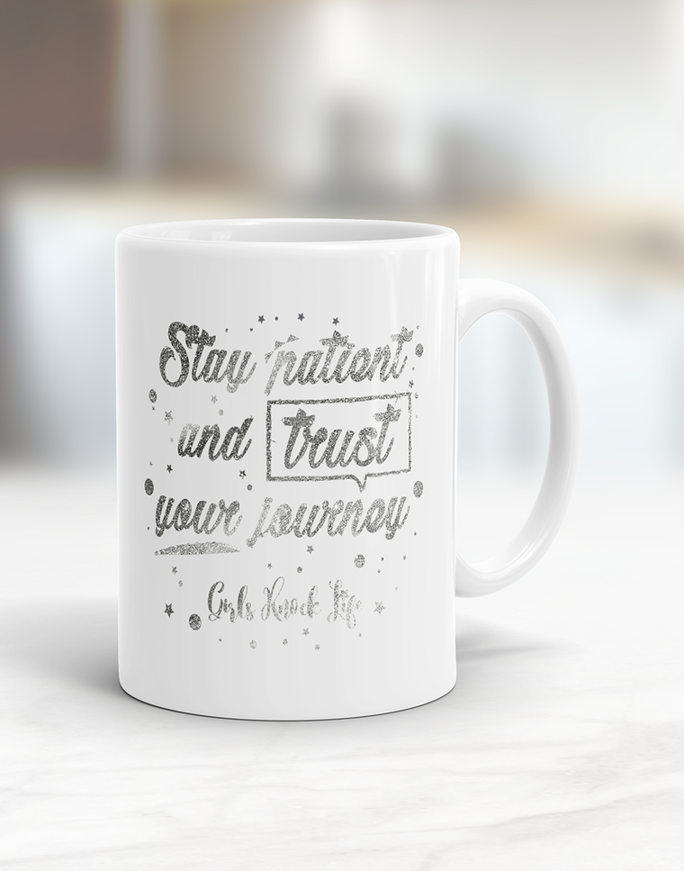 Stay Patient Mug