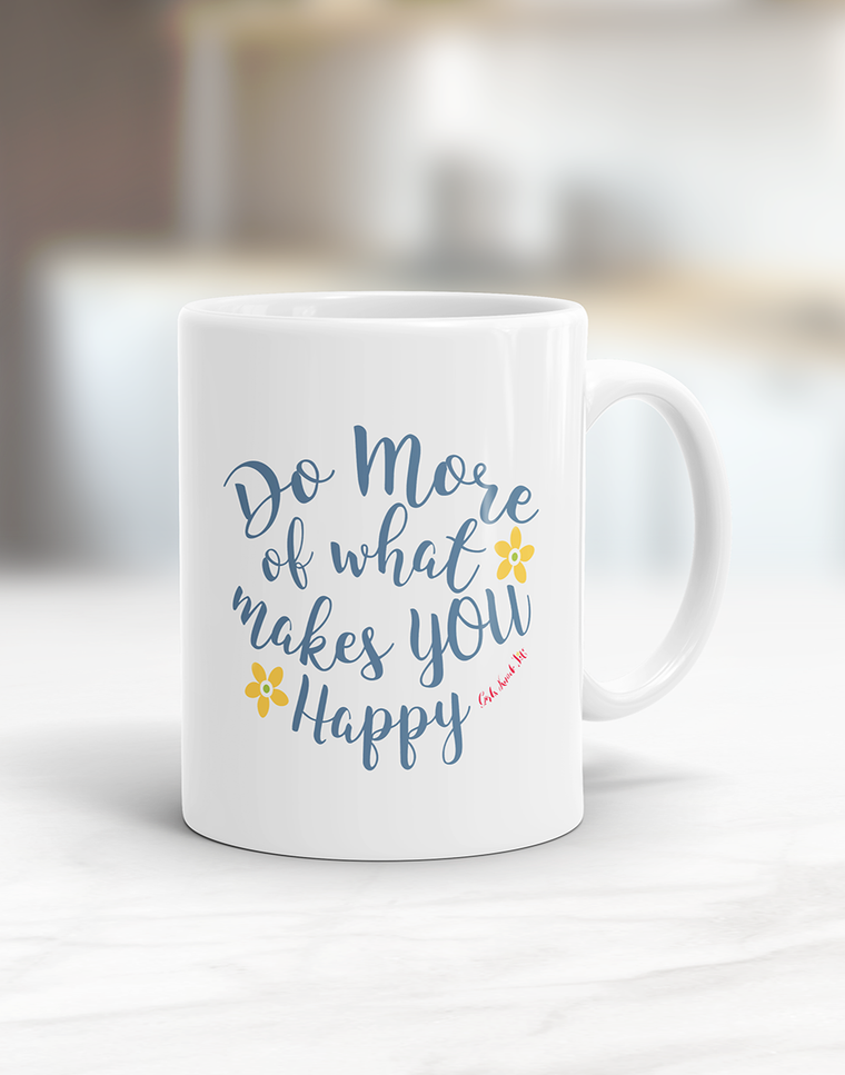 Do More of What Makes You Shine Mug