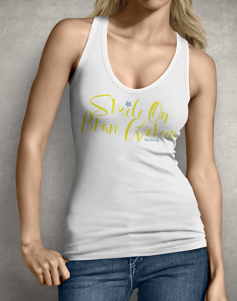 Smile on Brave Women Women's tank top