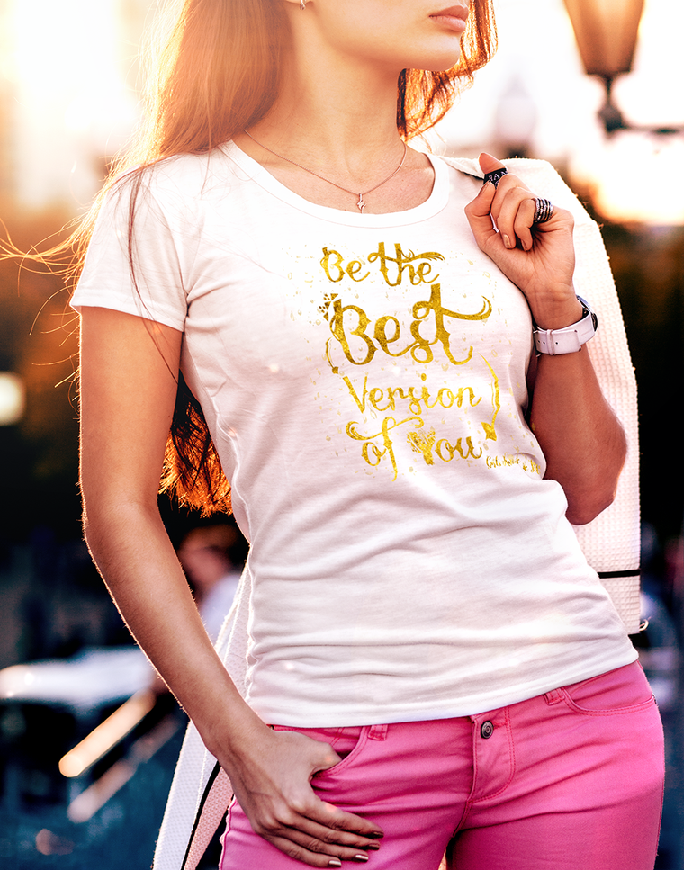 Be The Best Women's t-shirt