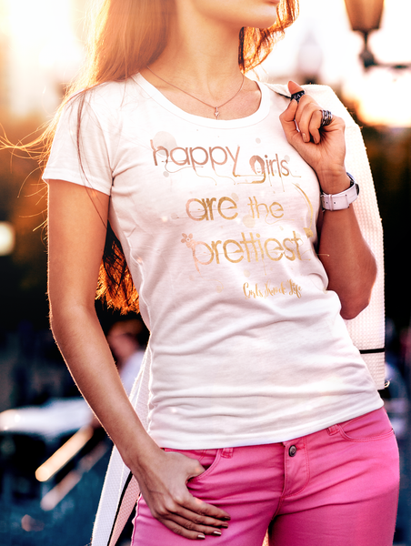 Happy Girls Women's t-shirt