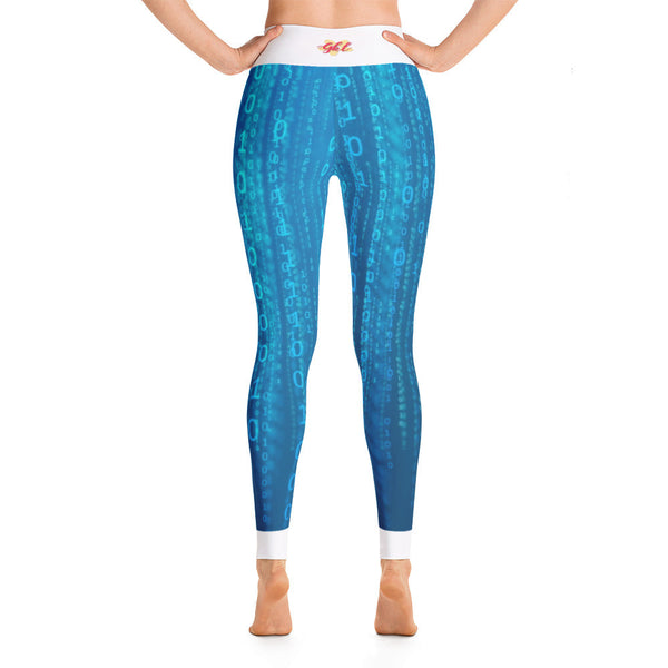 Binary Yoga Leggings
